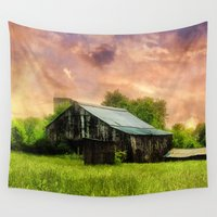 kentucky Wall Tapestries featuring Good Morning Kentucky by ThePhotoGuyDarren