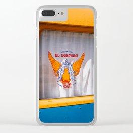 El Cosmico Clear iPhone Case