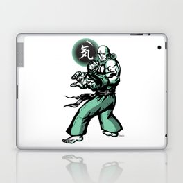 The Monk and The Orb Laptop & iPad Skin