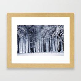 Kiss Me Framed Art Print