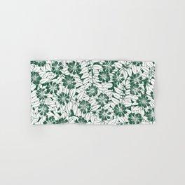Foliage green Hand & Bath Towel