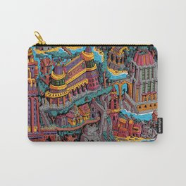 Mumbo Jumbo City (Color) Carry-All Pouch
