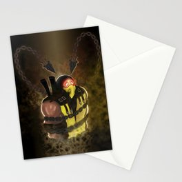A mess at hand Stationery Cards
