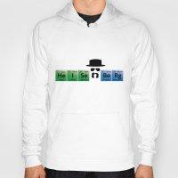 heisenberg Hoodies featuring Heisenberg by Solar Designs