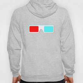 3-D Glasses Hoody