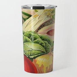 Mann's Superior Seeds 1921 - Vegetables Travel Mug