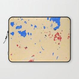 131. Destroy Yellow, Cuba Laptop Sleeve