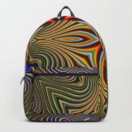 Tribalism 3 Backpack