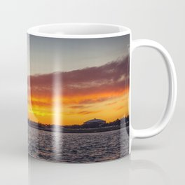 Biloxi Sunset Coffee Mug