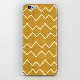 Urbana in Gold iPhone Skin