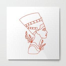Egipto Metal Print