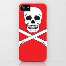 Skull n Bones Classic iPhone Case