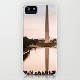 Washington DC View 2 iPhone Case