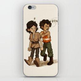 Ben & Poe iPhone Skin