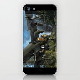 Scramble !! iPhone Case