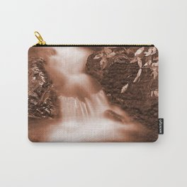 Chocolate Fantasy Stream Carry-All Pouch