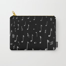 Raining Music Carry-All Pouch