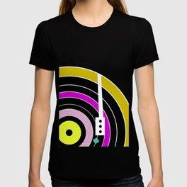 Bright retro records T-shirt