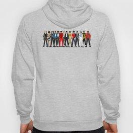King MJ Pop Music Fashion LV Hoody