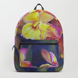 Dendrobium Orchids Backpack