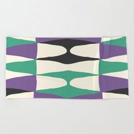 Zaha Brecho Beach Towel
