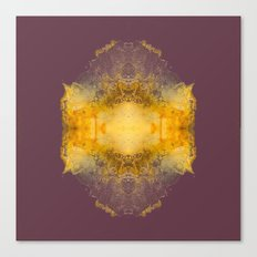 Energy burst Canvas Print