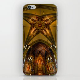 Cathedral Of The Madeleine 2 - Utah iPhone Skin