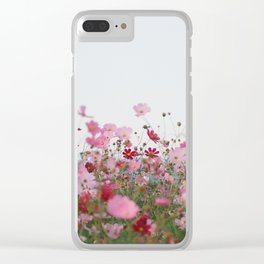 Flower photography by MIO ITO Clear iPhone Case