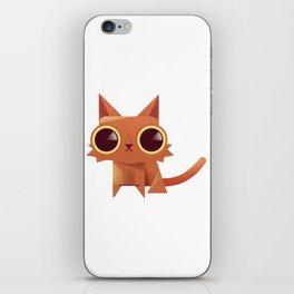 Kitty iPhone Skin