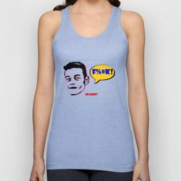 Mr robot Unisex Tank Top