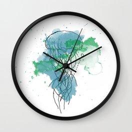 IV Wall Clock