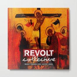 Revolt : Ancient Metal Print