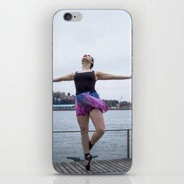 Waterfront Ballet Breeze iPhone Skin