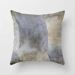 Abstract Weave Throw Pillow