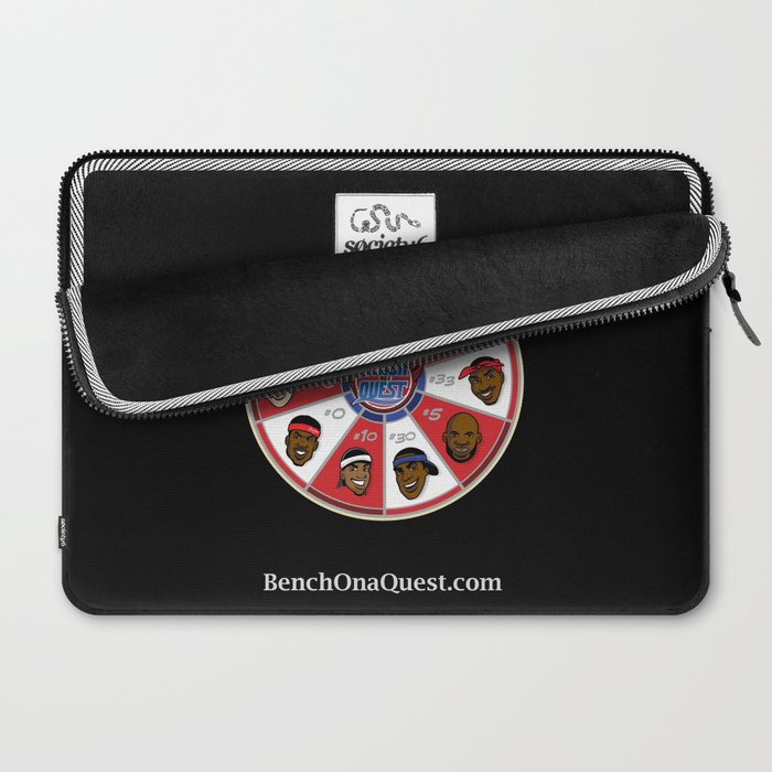 B*O*A*Q: Bench On a QUEST Laptop Sleeve