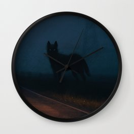 Edge Of you Wall Clock