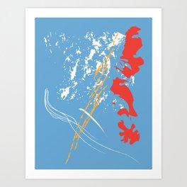 P2 Art Print