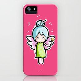 Kawaii Cute Fairy iPhone Case