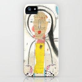 Lose myself iPhone Case