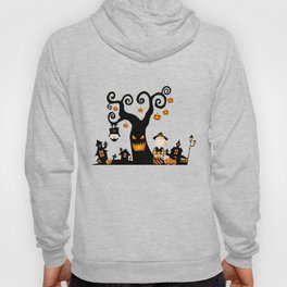 Halloween atmosphere Hoody