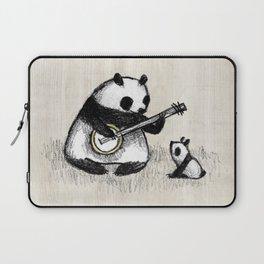Banjo Panda Laptop Sleeve