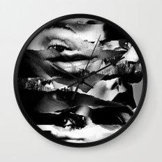 Shadow of a Doubt Wall Clock