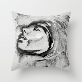 LA INDIANA Throw Pillow