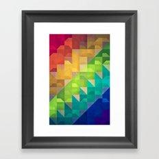 ryynbww byle Framed Art Print