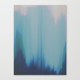 Cool Wave Canvas Print