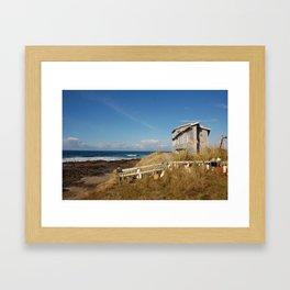 Coastal Oregon Framed Art Print