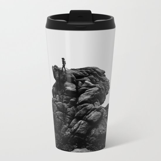 Isolate Me Metal Travel Mug