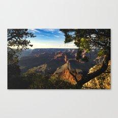 Grand Canyon National Park - Sunset Canvas Print