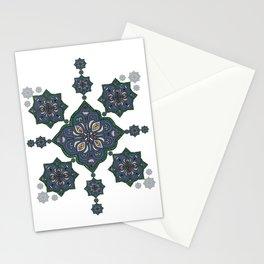 Lively Earth Mandala - v.3 Stationery Cards
