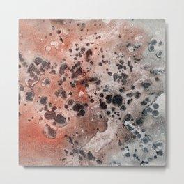 Abstract No. 73 Metal Print
